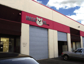 Mask US, Inc., San Diego, California facility