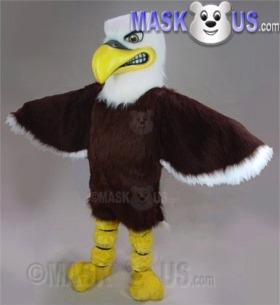 Fierce Eagle Mascot Costume 42062