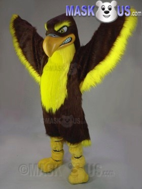 Fierce Falcon Mascot Costume 44042