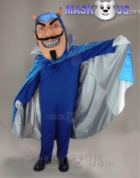 Beelzebub Mascot Costume 49180