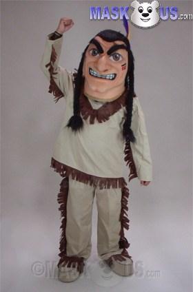 Brave Mascot Costume 44230