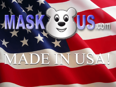 Mask US, Inc. Mascot Costumes - Made in USA!