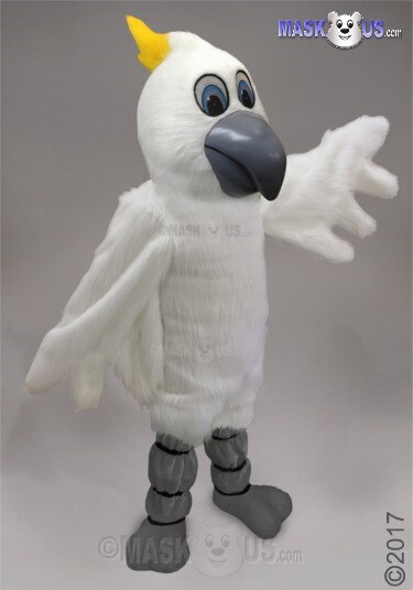 Cockatoo Mascot Costume 42090
