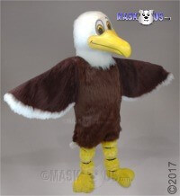 Happy Eagle Mascot Costume 42065