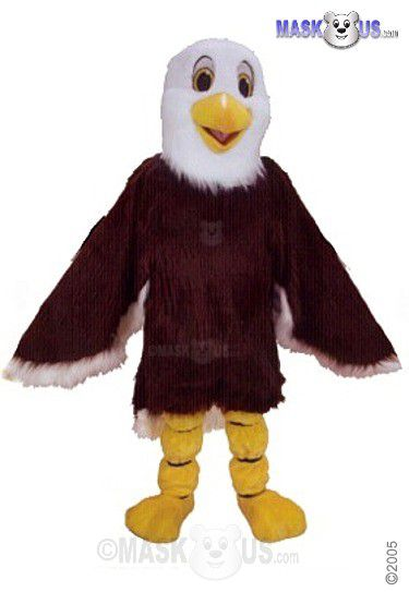 Baby Eagle Deluxe Adult Size Eagle Mascot Costume 42063