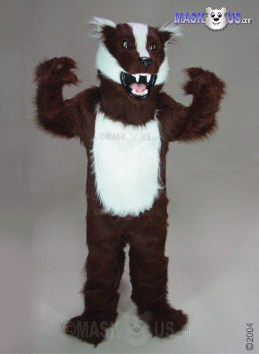 Badger Mascot Costume 48150