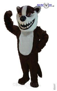 Badger Mascot Costume T0103