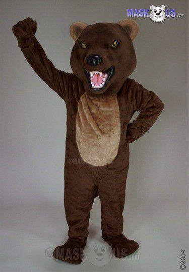 Bearcat Mascot Costume 43090