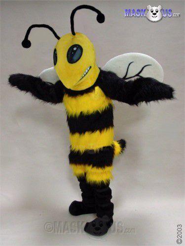 Bee Mascot Costume 40272