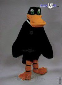 Black Duck Mascot Costume 42069