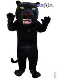 Black Panther Mascot Costume T0012