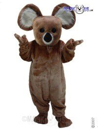 Brown Koala Mascot Costume T0057