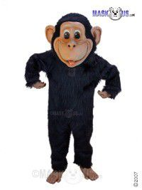 Chimp Mascot Costume T0178