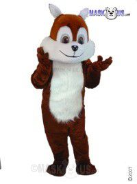 Chipmunk Mascot Costume T0112