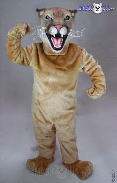 Cougar Mascot Costume 23085