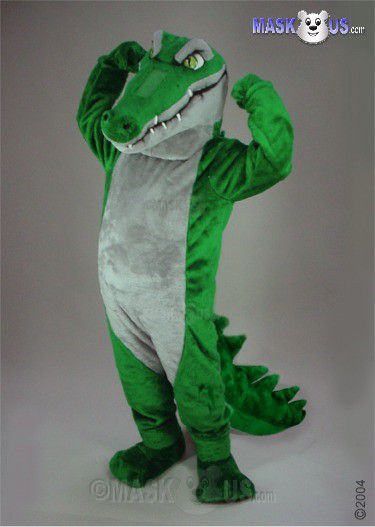 Crocodile Mascot Costume 46315