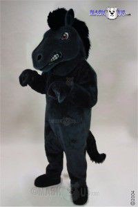 Fierce Stallion Mascot Costume 47171