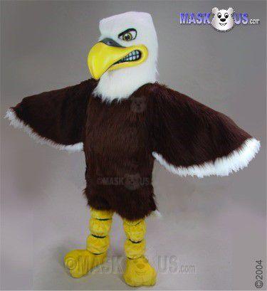 Fierce Eagle Mascot Costume 42062