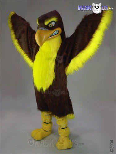 Fierce Falcon Mascot Costume 44042