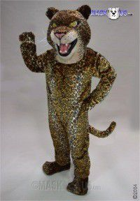 Fierce Jaguar Mascot Costume 43707