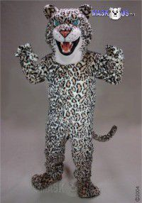 Fierce Leopard Mascot Costume 43706