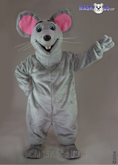 Mouse Mascot Costume 32266