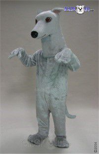 Greyhound Mascot Costume 45131