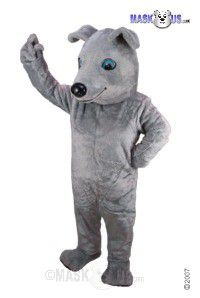 Greyhound Mascot Costume T0089