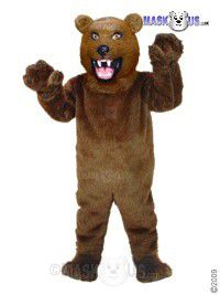Grizzly Mascot Costume 21030