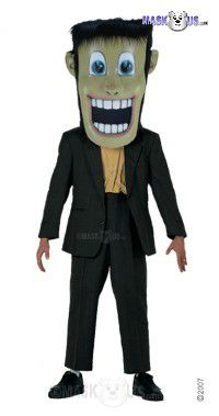 Happy Frank Mascot Costume T0272