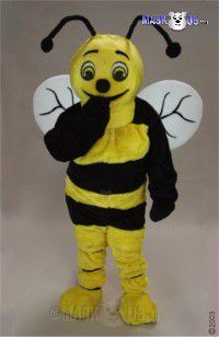 Honey Bee Mascot Costume 40271