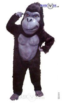 King Ape Mascot Costume 43687