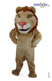 Leo The Lion Mascot Costume T0031