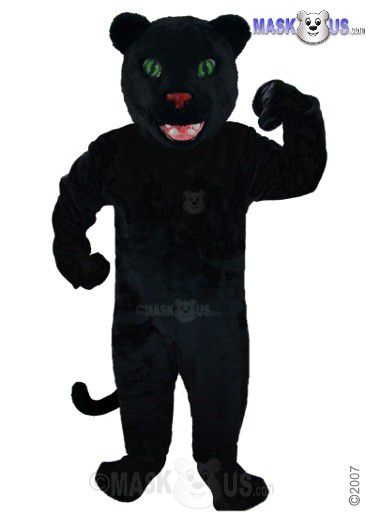 Panther Mascot Costume T0014
