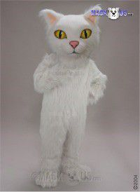 Persian Cat Mascot Costume 43167