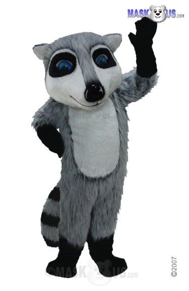 Raccoon Mascot Costume T0114