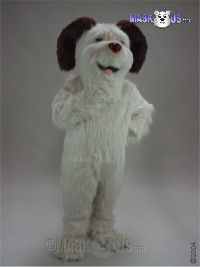 Shaggy Dog Mascot Costume 45140