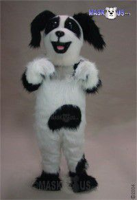 Sheepdog Mascot Costume 25124