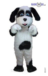 Sheepdog Mascot Costume T0082