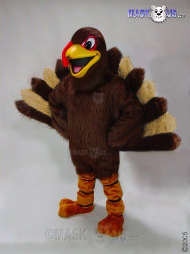 Turkey Mascot Costume 22056