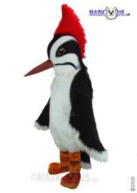 Woodpecker Mascot Costume 42060