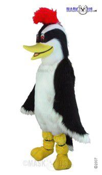 Woodpecker Mascot Costume T0145