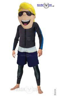 CA Kid Mascot Costume 44153