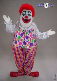 Clown Mascot Costume 29195