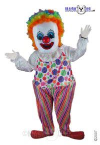 Clown Mascot Costume T0281