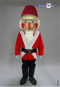 Nutcracker Mascot Costume 44347