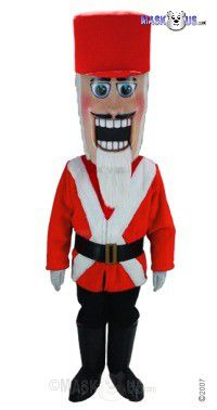 Nutcracker Mascot Costume T0269