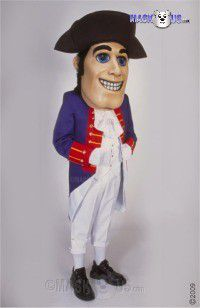 Patriot Mascot Costume 34347